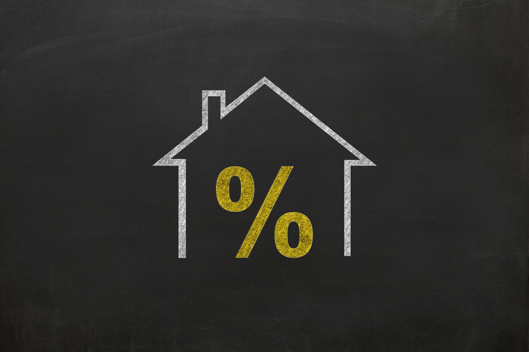 Taux d'endettement des crédits immobiliers